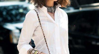 Camisa branca: a peça clássica que não pode faltar no seu armário