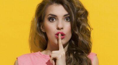 14 segredos que você jamais deve contar a ele