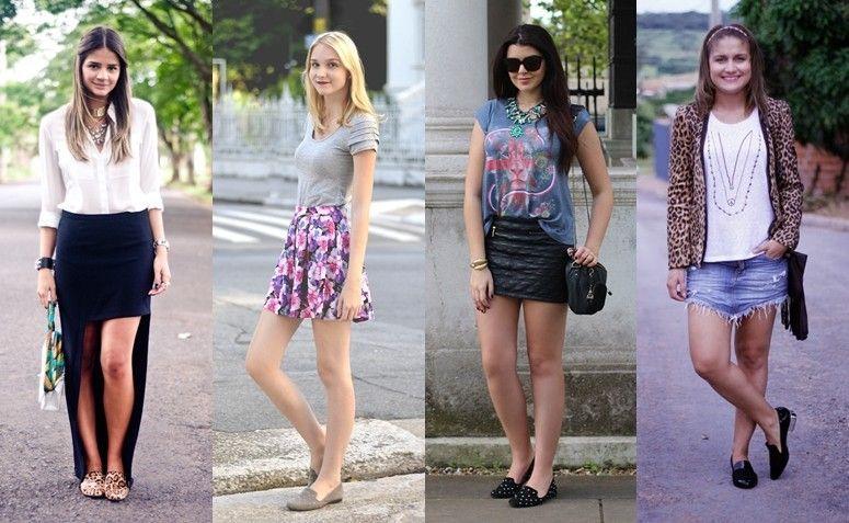 Foto: Reprodução / Blog da Thassia | Editando Moda | Just Lia | Blog da Sarah