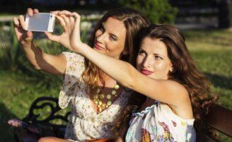 Você é viciada em smartphone?
