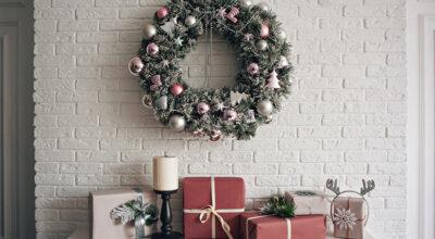 Guirlandas de Natal: 148 ideias de como decorar com esse enfeite encantador