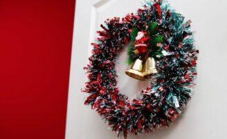 Guirlandas de Natal: tutoriais e inspirações para enfeitar sua casa