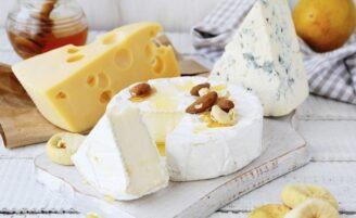 Descubra quais são os melhores queijos para manter na sua dieta