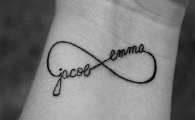 Tatuagem de casal. Foto: Reprodução