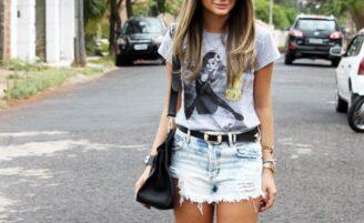 8 looks lindos com roupas simples