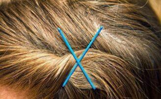 7 penteados incríveis para fazer usando grampos