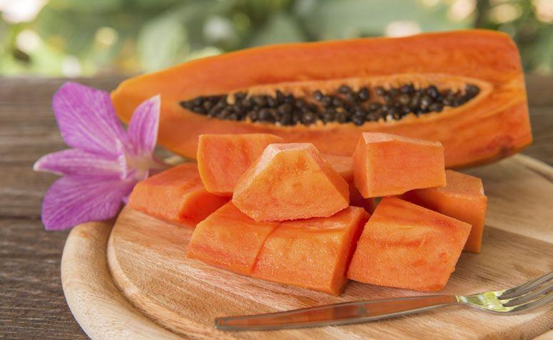 Mamão papaia combate células do câncer