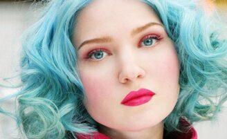 Cabelo azul: como pintar, cuidar e manter o tom azul de diva