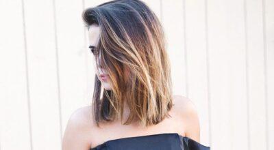 Corte de cabelo médio: fios na altura dos ombros para modernizar o look