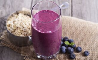 Shakes podem substituir uma refeição?