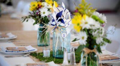 Enfeites de mesa: ideias e tutoriais para decorar com estilo
