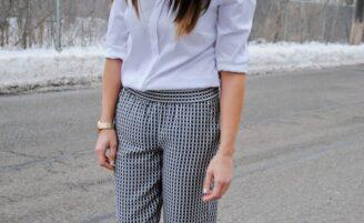 Como usar a calça pijama unindo conforto e estilo no look