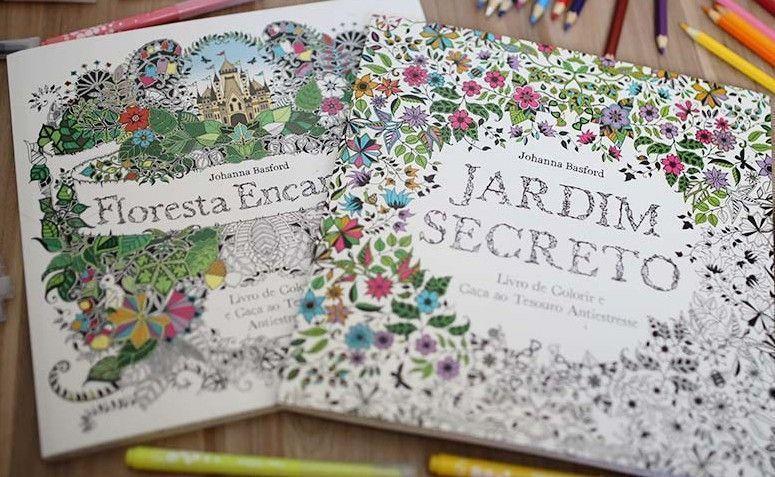 Os livros da blogueira Lia Camargo. Foto: Reprodução / Just Lia