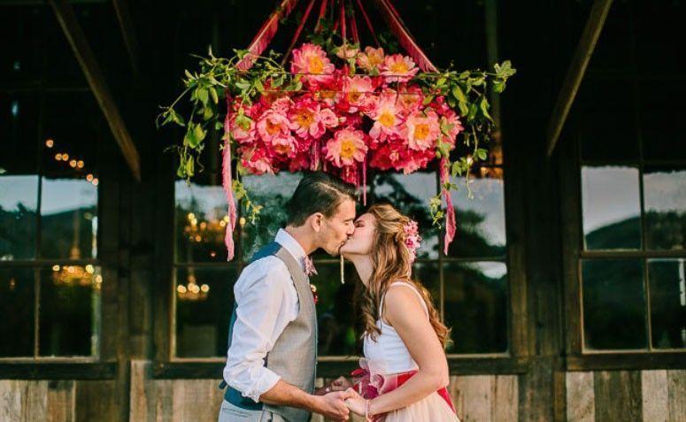 Foto: Reprodução / Green wedding shoes