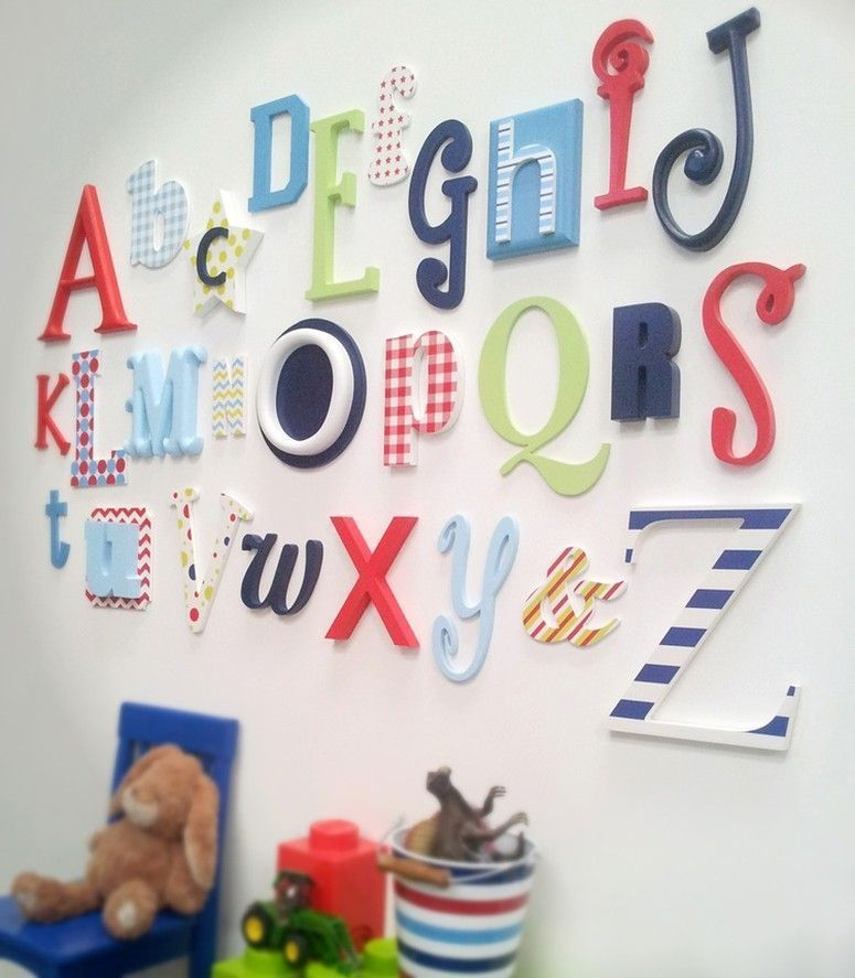 Foto: Reprodução / The wooden letters company
