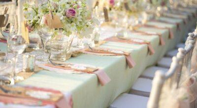 Ornamentação de casamento: como deixar sua cerimônia encantadora