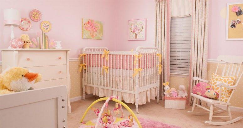 Quarto de bebê fotos para inspirar e dicas de decoração ~ Quarto Rosa Azul E Amarelo