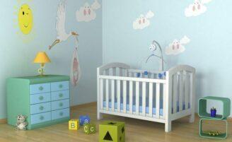 Guia completo para montar e decorar o quarto do bebê