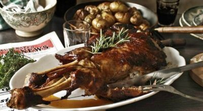 25 receitas para um delicioso almoço de Páscoa com a família