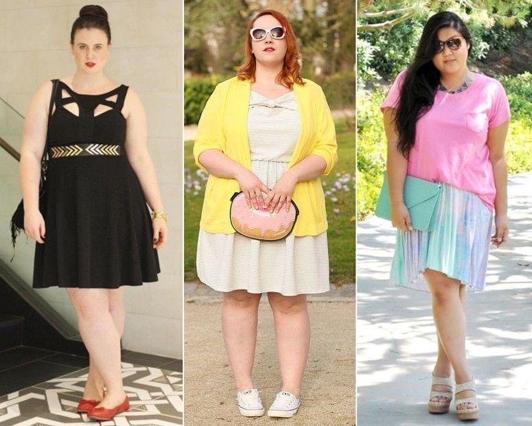 Looks com conforto e estilo para mulheres de pernas grossas