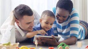 Você sabe brincar com o seu filho?