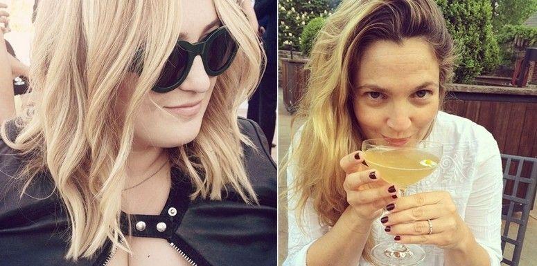 Foto: Reprodução / Instagram: Drew Barrymore | Lauren Conrad