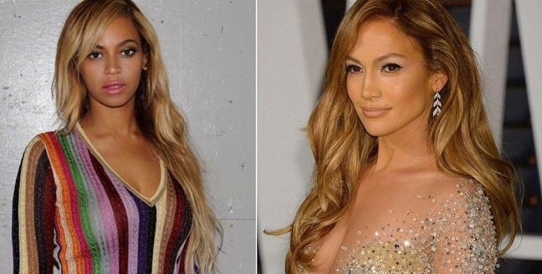 Foto: Reprodução / Instagram: Jennifer Lopez   Beyoncé