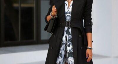 Trench coat para o inverno: um coringa para looks de frio estilosos