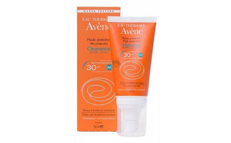 Cleanance Solar FPS30, da Avène, por R$ 44,50 na Cosmetis