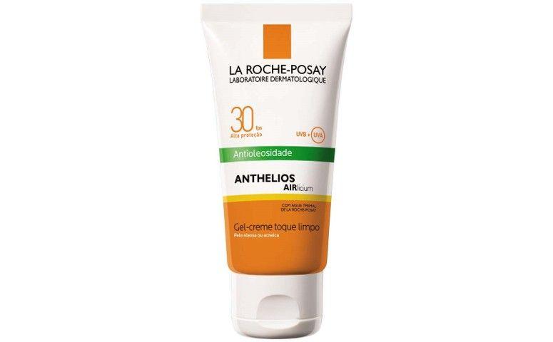 Gel Creme Anthelios Airlicium FPS30 por R$ 69,90 na La Roche-Posay