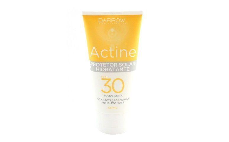 Actine Protetor Solar Hidratante FPS 30, da Darrow, por R$ 35,92 na Drogaria Nova Esperança