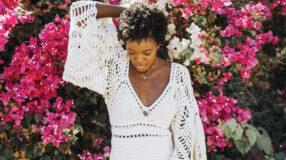 Vestido de crochê: 50 ideias de como usar e modelos passo a passo