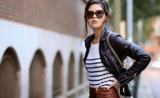Como usar diferentes tipos de jaqueta para compor looks incríveis
