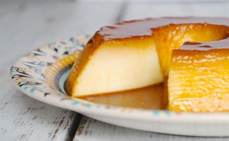 Pudim de leite ninho. Foto: Reprodução / I could kill for dessert