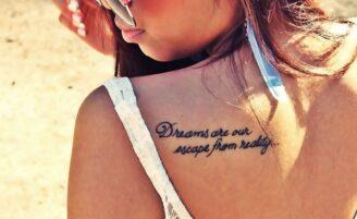 Fontes para tatuagem: 100 opções para você escolher