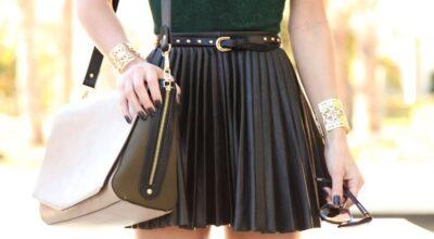 Como usar mini saia para dar um toque sensual ao look