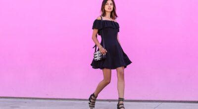 Vestido preto: como usar o clássico que nunca sai de moda