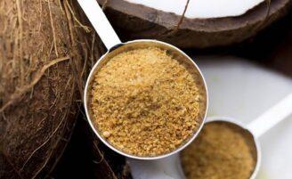 Açúcar de coco: um adoçante natural rico em vitaminas