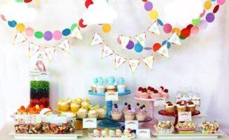 Mesa de guloseimas: aprenda a montá-la para festas infantis