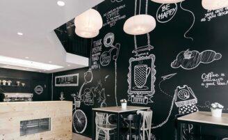 Parede de lousa: decore sua parede com estilo e funcionalidade