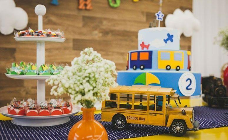 decoracao festa infantil azul e amarelo : decoracao festa infantil azul e amarelo:Decoração de festa infantil: 50+ temas para você escolher