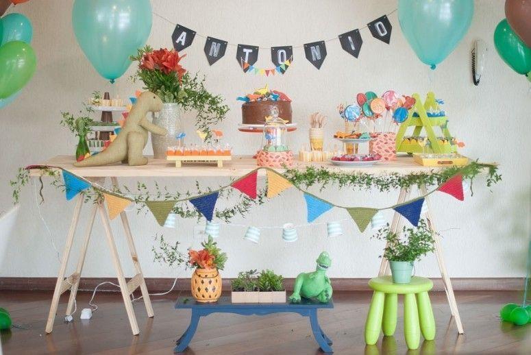 decoracao festa zoologico:Decoração de festa infantil: 50+ temas para você escolher