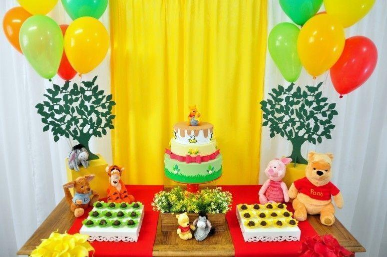 Decoração de festa infantil 50+ temas adoráveis