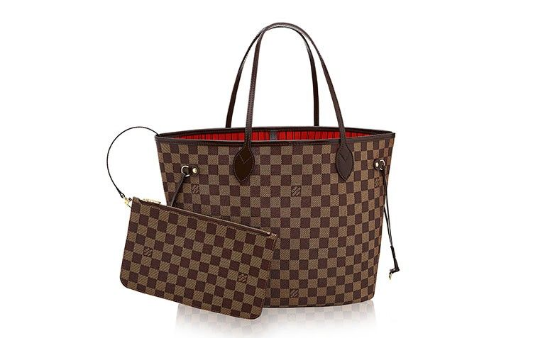 Neverfull por R$ 4.650 na Louis Vuitton