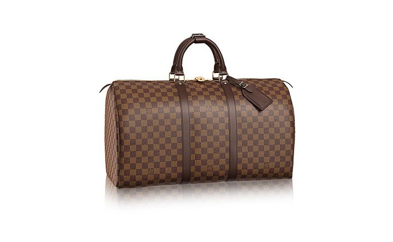 Keepall por R$5.000 na Louis Vuitton