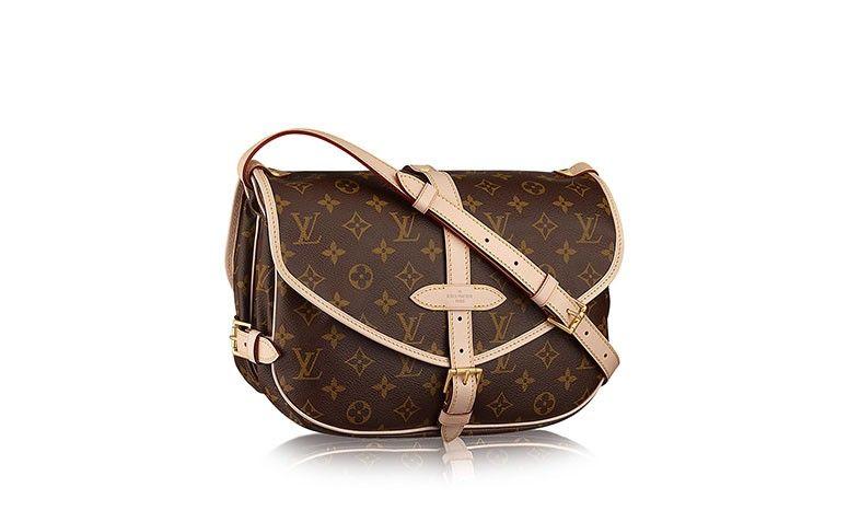 Saumur por R$5.550 na Louis Vuitton