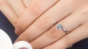 Anéis e alianças de prata: guia de uso e inspirações