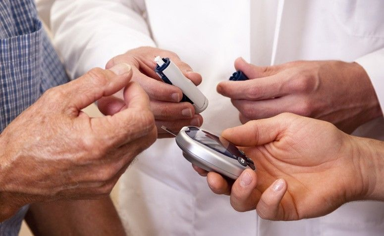 diabetes idosos tratamento