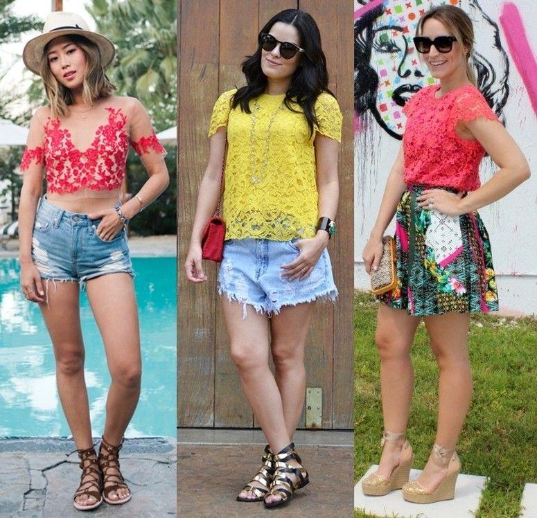 Foto: Reprodução / Song of Style / Blog da Mariah / Das Guimarães