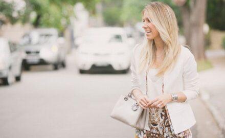 Como usar blazer branco: a terceira peça coringa para seus looks